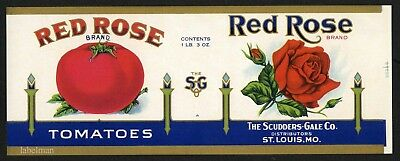 Red Rose Tomatoes